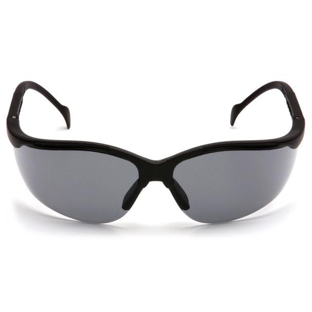 SB1820ST Pyramex Safety Glasses Gray Anti-Fog Venture II - Box Of 12