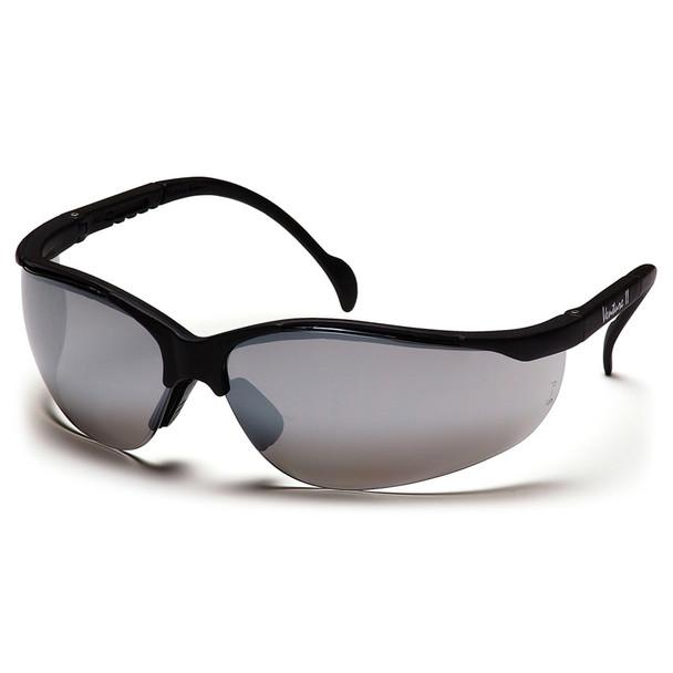 SB1870S Pyramex Safety Glasses Silver Mirror Venture II - Box Of 12