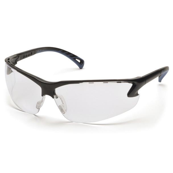 SB5710DT Pyramex Safety Glasses Clear Anti-Fog Venture 3 - Box Of 12