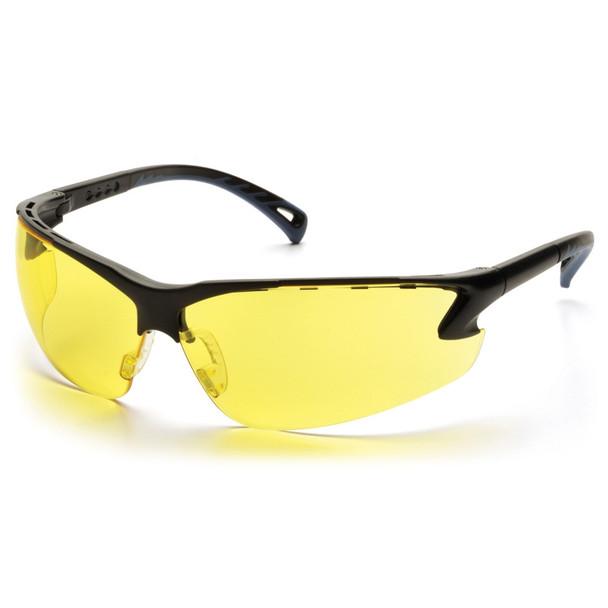 SB5730D Pyramex Safety Glasses Amber Venture 3 - Box Of 12