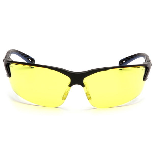 SB5730D Pyramex Safety Glasses Amber Venture 3 - Box Of 12
