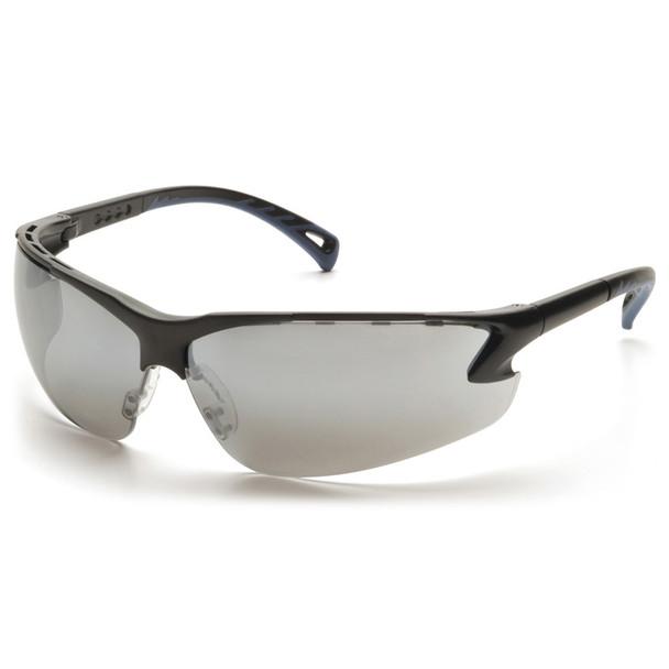 SB5770D Pyramex Safety Glasses Silver Mirror Venture 3 - Box Of 12