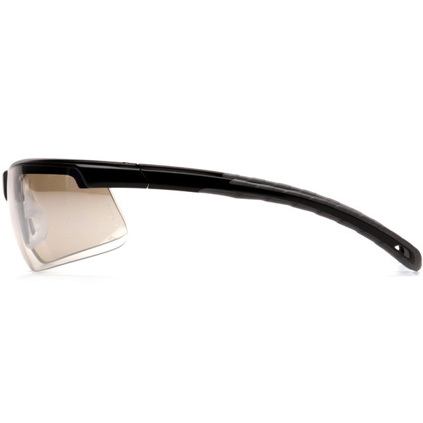 Box of 12 Pyramex Ever-Lite Indoor-Outdoor Mirror Lens Safety Glasses SB8680D Profile