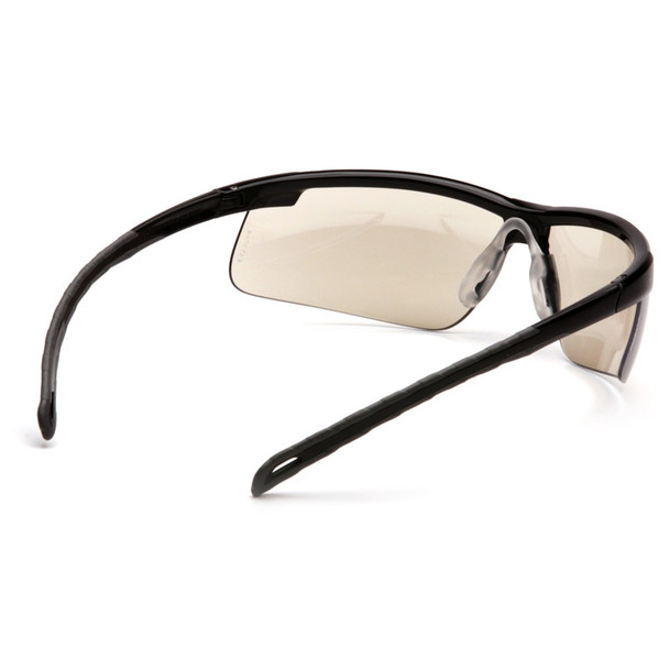 Box of 12 Pyramex Ever-Lite Indoor-Outdoor Mirror Lens Safety Glasses SB8680D Rear