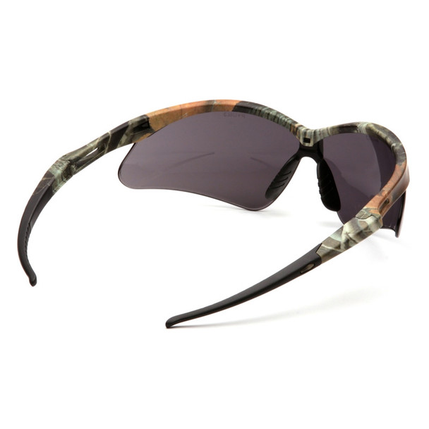 Box of 12 Pyramex PMXTREME Anti-Fog Gray Lens Safety Glasses with Cord SCM6320STP Rear