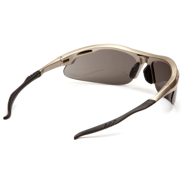 Box of 12 Pyramex Avante Gray Lens Safety Glasses SGM4520D Rear