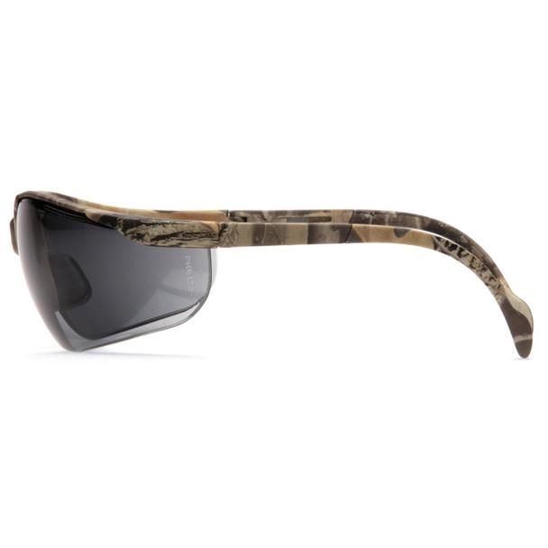 Box of 12 Pyramex Venture II Gray  Lens Safety Glasses SH1820S Profile
