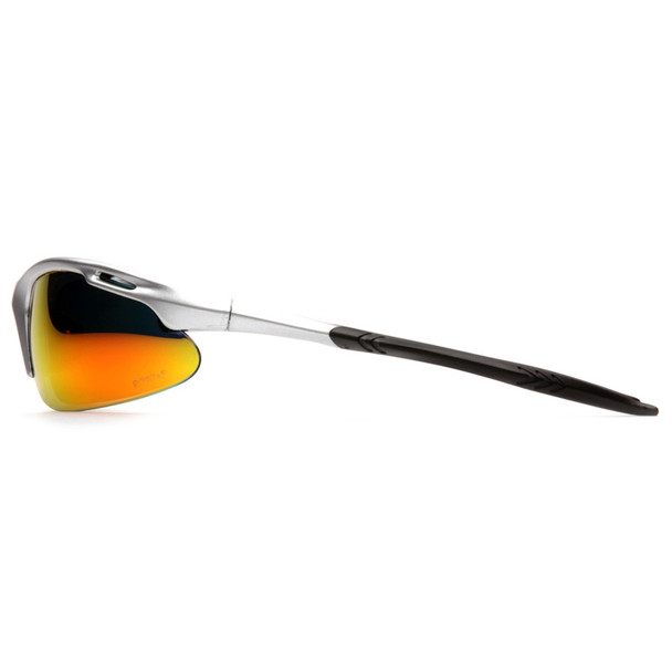 SS4545D Pyramex Safety Glasses Avante Ice Orange - Box of 12