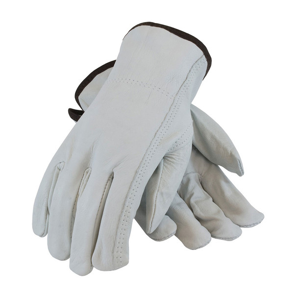 PIP Box of 120 Pair Top Grain Leather Driver Gloves 68-163 Top