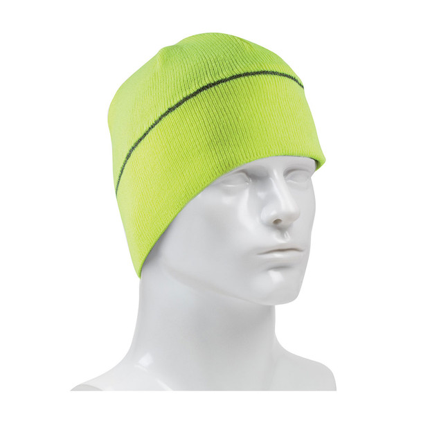 PIP Hi Vis Winter Beanie Cap 360-BEANNIE Yellow