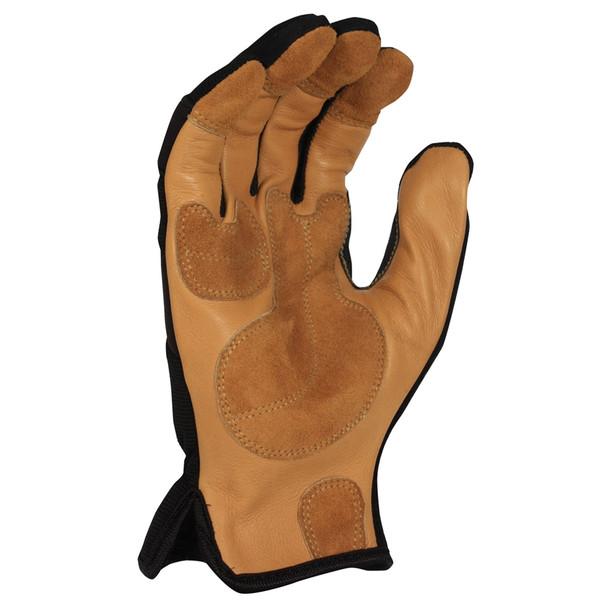 DeWALT Box of 12 Performance Driver Hybrid Work Gloves DPG212 Palm