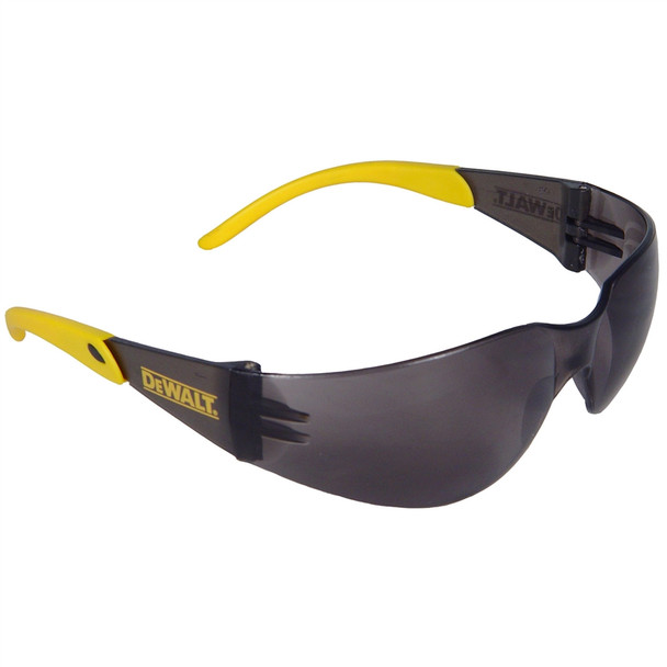 DeWALT Box of 12 Protector Safety Glasses DPG54 Smoke