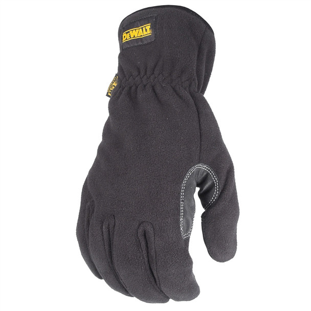 DeWALT Box of 12 Pair Fleece Cold Weather Work Gloves DPG740 Top