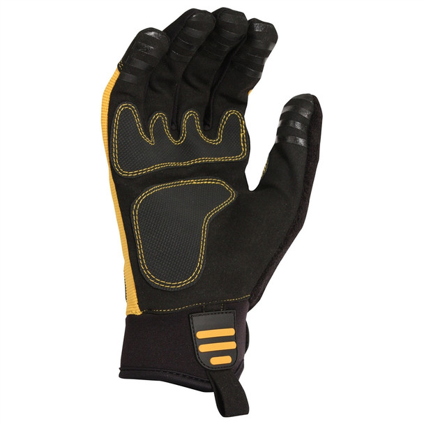 DeWALT Box of 12 Mechanic Work Gloves DPG780 Palm