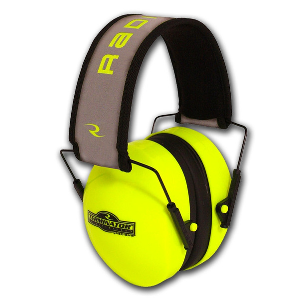 Radians Terminator Passive Earmuffs Hearing Protection TR0HVG-BX Side