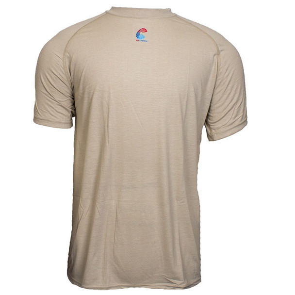 NSA FR NFPA 70E Short Sleeve Base Layer Made in USA T-Shirt C52JKSR