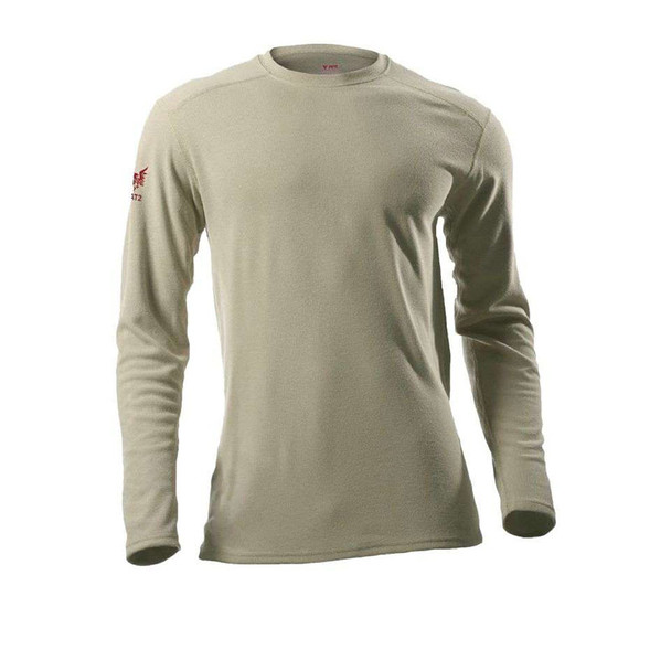 DriFire FR Moisture Wicking Long Sleeve T-Shirt DF2-CM-265ALS Desert Sand