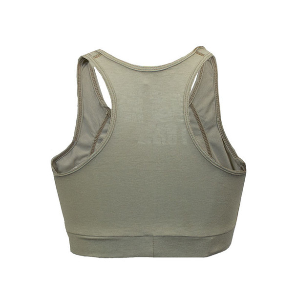 NSA FR Control Made in USA Sports Bra FRBRAJK Back