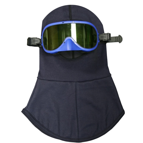 NSA FR UltraSoft Made in USA Balaclava Hood with Eye Opening H73RY