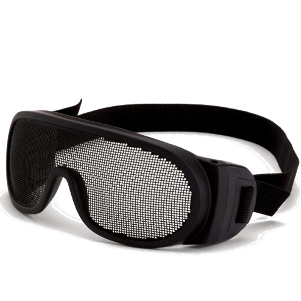 Crossfire 19220 Wire Mesh Eye Protection - Elastic Strap - Box of 12