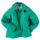 Neese ASTM F903 I96S Green Economy Industrial Chem Splash 3 Piece Rain Suit 10096-55 Jacket Front