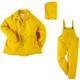 Neese 1600S Non-ANSI Hi Vis 3 Piece Economy Rain Suit 10160-55 Complete Suit