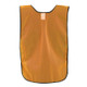 Occunomix Non ANSI Mesh Vest LUX-XNTM Orange Back