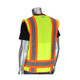 PIP Class 2 Hi Vis Two-Tone 10 Pocket Surveyors Vest 302-0700