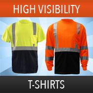 hivis t-shirts
