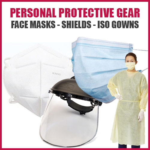 looking for ppe?