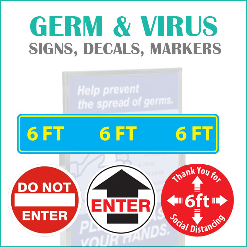 looking for PPE or Germ and Virus