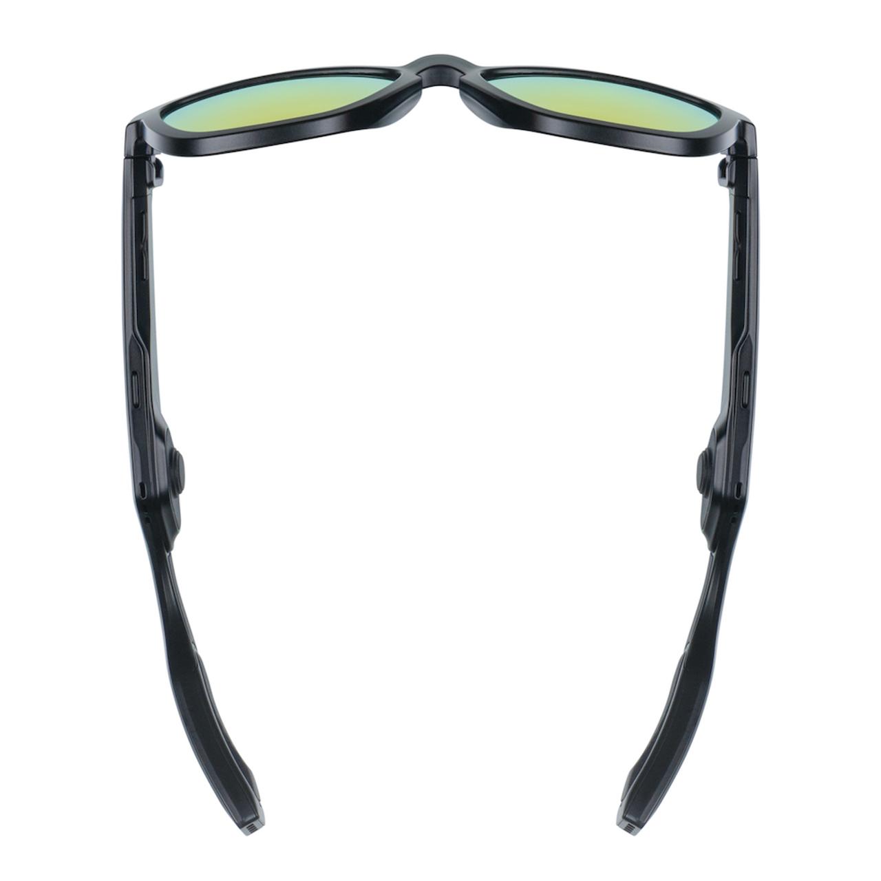 ad811e97985 ... ZUNGLE V2   VIPER Bone Conduction Bluetooth Sunglasses Matte Black ...