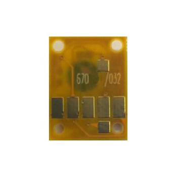 PGI-670XL Black Replacement Chip