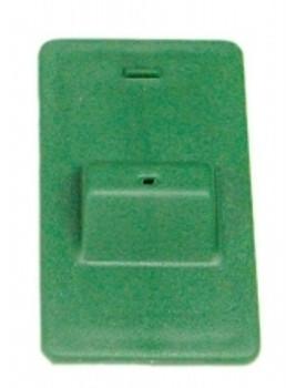 Dark Green Clip-on Top For Lexmark 10N
