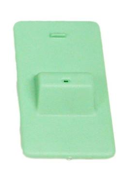 Light Green Clip-on Top For Lexmark 10N