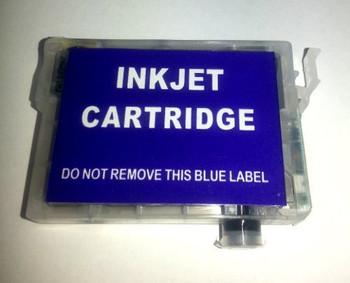 Ecosolvent Black Ink Cartridge for Flatbed Printer