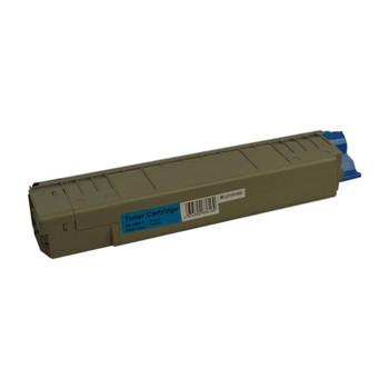 MC860 Cyan Premium Generic Toner Cartridge