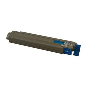 C910 Cyan Premium Generic Toner Cartridge