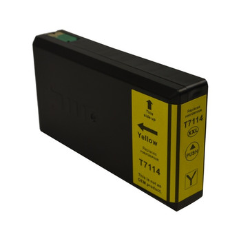 711XXL Yellow Compatible Inkjet Cartridge