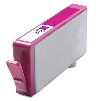 HP Compatible #920 XL Magenta Remanufactured Inkjet Cartridge with new chip