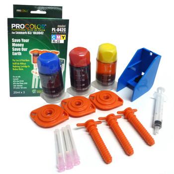 DIY Refill kit for Lexmark 18L0042 (83)
