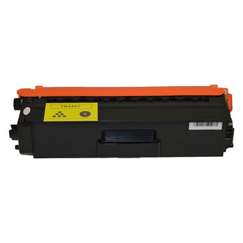 TN-346 Yellow Premium Generic Toner Cartridge