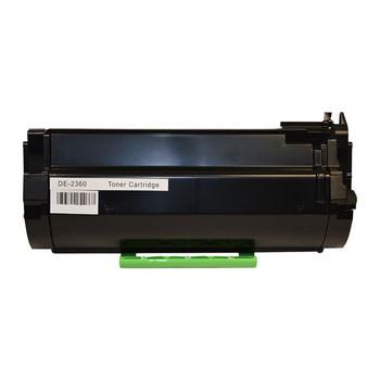 592-11952 #2360 Black Premium Generic Toner