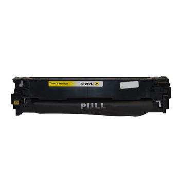 HP Compatible CF212A #131A Premium Generic Yellow Toner