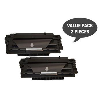 HP Compatible 2 x CF214A #14A Premium Generic Toner