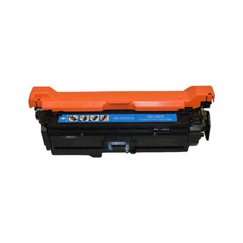 HP Compatible CE251A #504A Cyan Premium Generic Toner