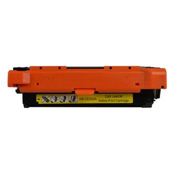 HP Compatible CE262A #648A Premium Generic Yellow Toner