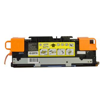 HP Compatible Q2672A #309A Yellow Premium Generic Toner