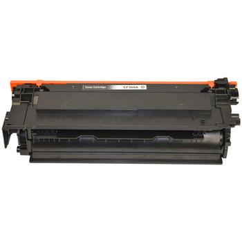 HP Compatible CF360A #508A Black Premium Generic Toner
