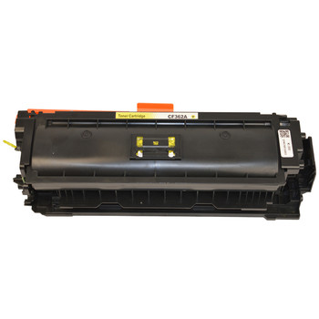 HP Compatible CF362A #508A Yellow Premium Generic Toner